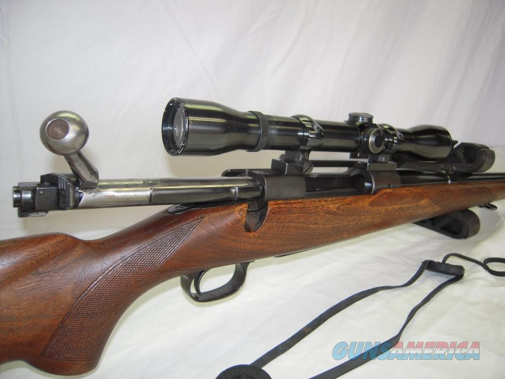 Winchester Model 70 Pre-64 (1946) .03-06  Guns > Rifles > Winchester Rifles - Modern Bolt/Auto/Single > Model 70 > Pre-64