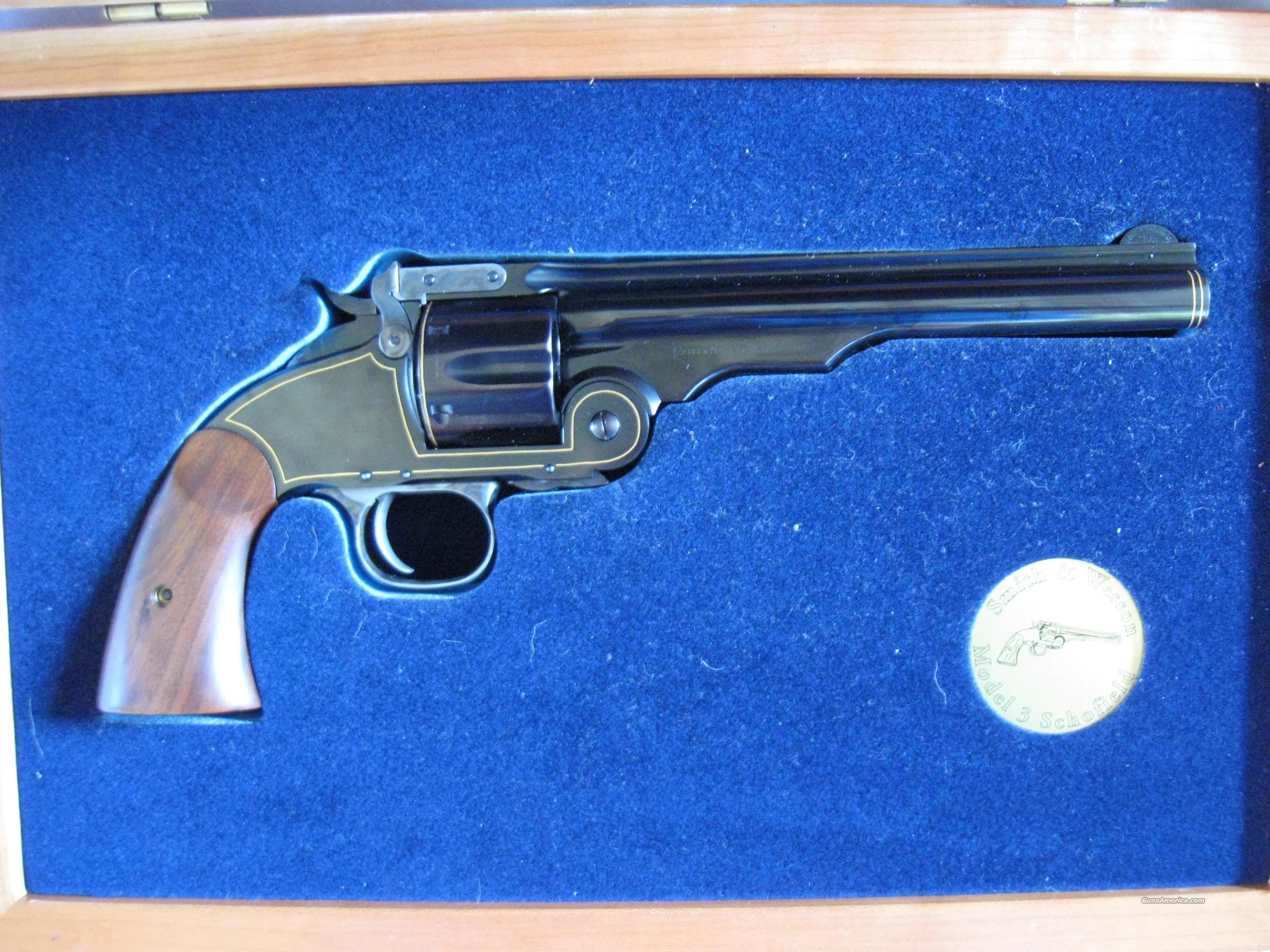 SMITH/WESSON SHOEFIELD  Guns > Pistols > Smith & Wesson Revolvers > Full Frame Revolver