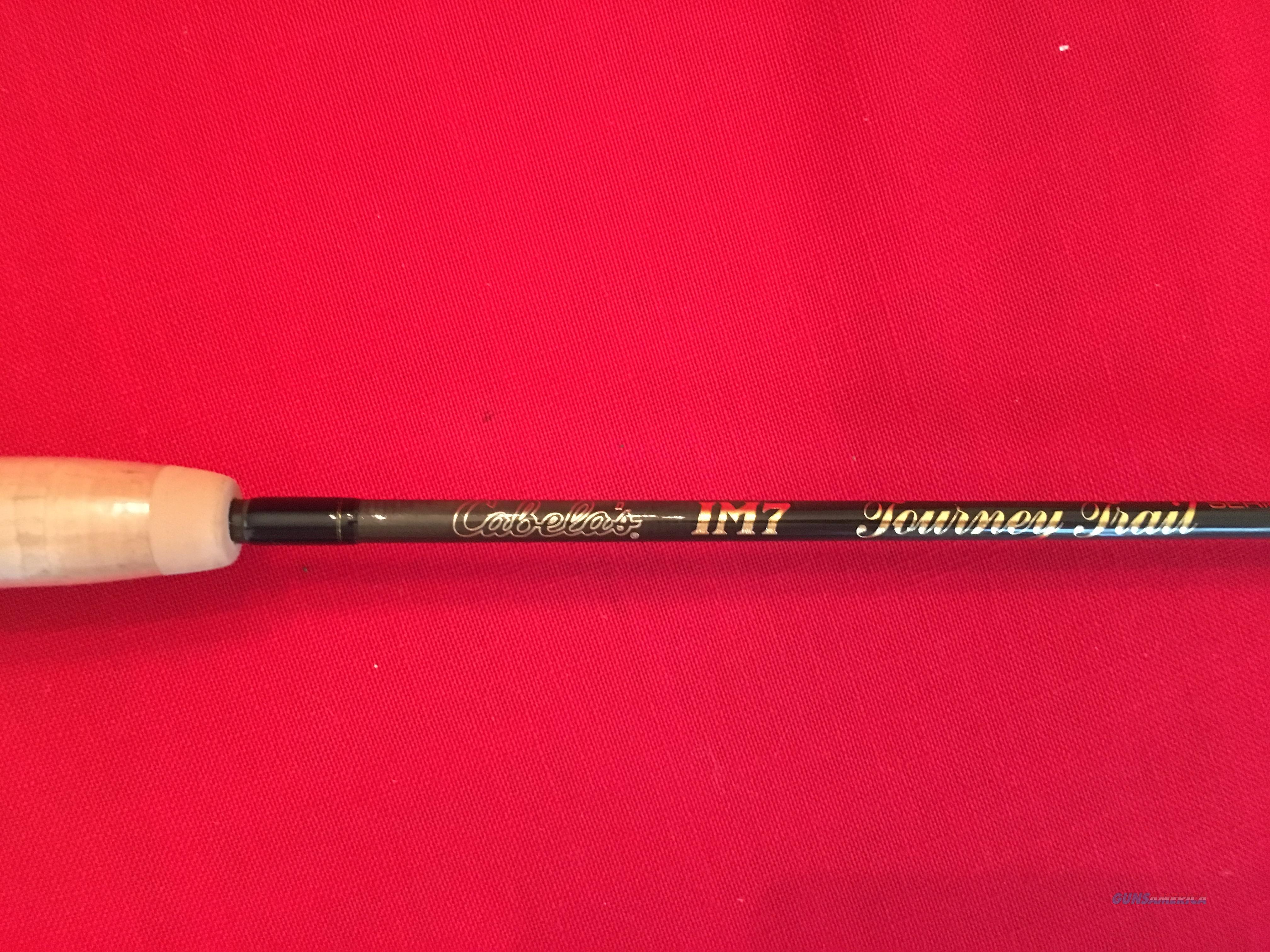 Cabela's Tourney Trail Series IM7 Graphite Casting Rod - Model No. TIMC 603  Non-Guns > Fishing/Spearfishing