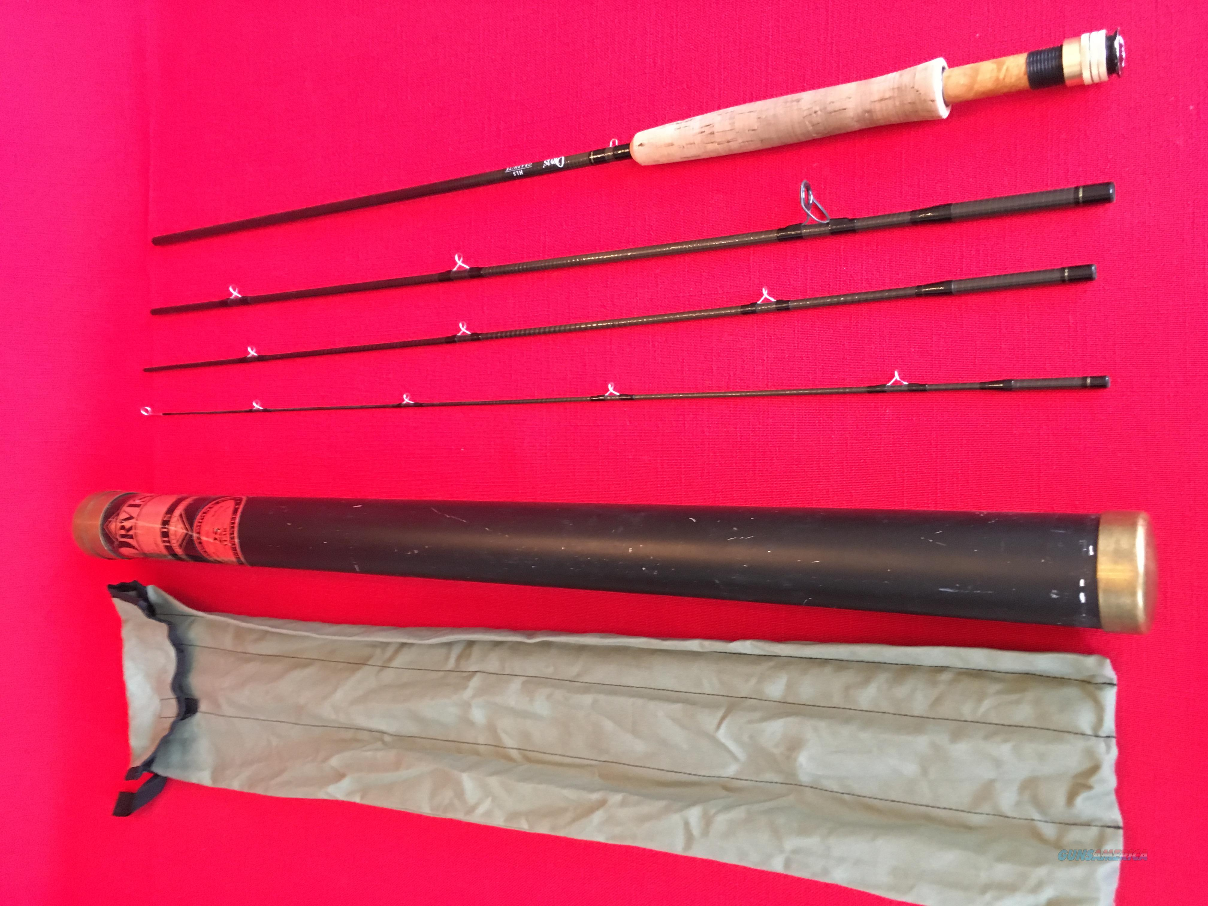Orvis HLS (High Line Speed), 4 piece, 9' Graphite Fly Rod - #6 Line   Non-Guns > Fishing/Spearfishing