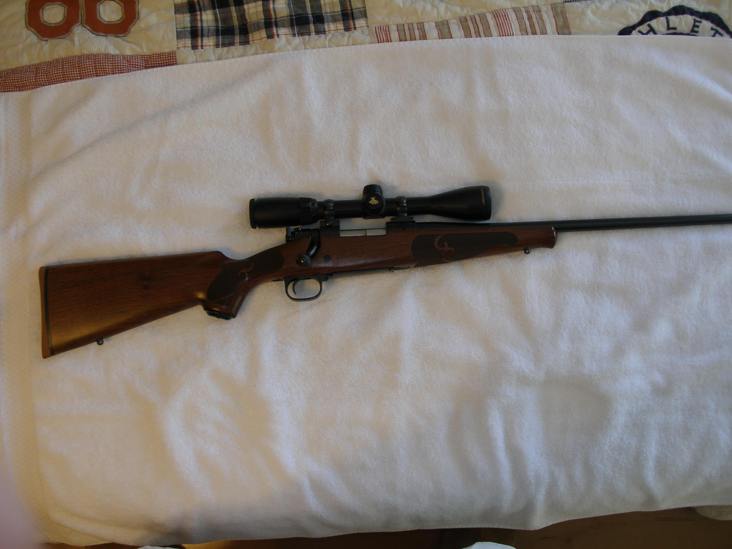 Winchester Model 70 - .223 WSSM  Guns > Rifles > Winchester Rifles - Modern Bolt/Auto/Single > Model 70 > Post-64
