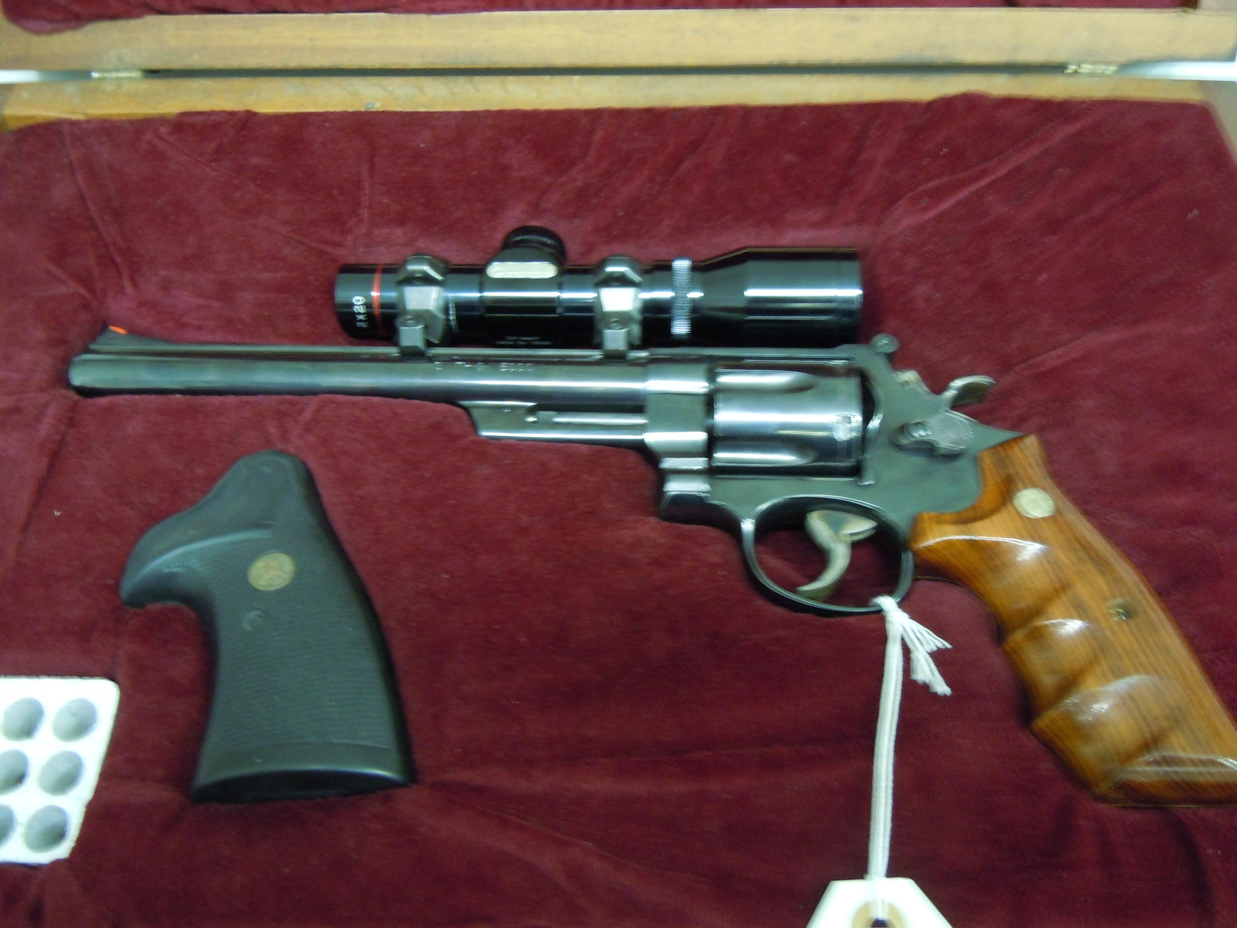 Smith&Weson mod 29-4  Guns > Pistols > Smith & Wesson Revolvers > Full Frame Revolver
