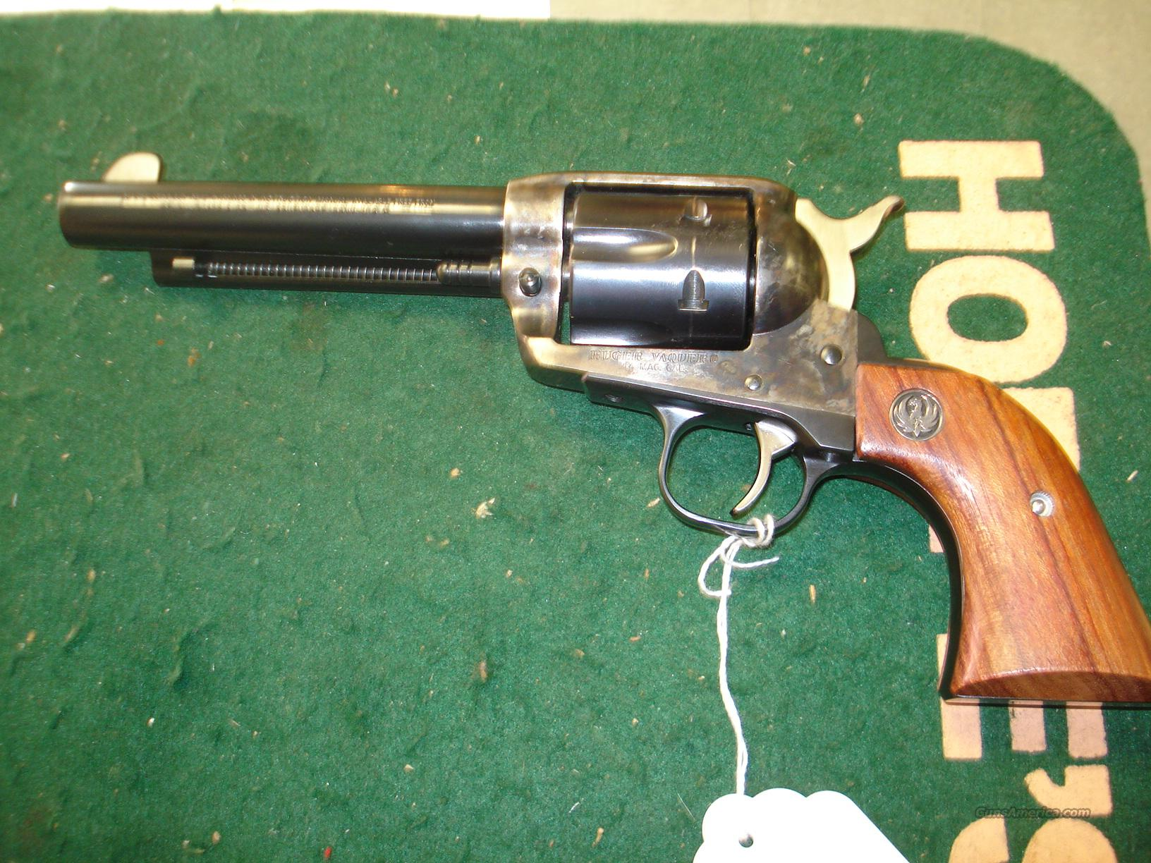 Ruger Vaquero .44mag  Guns > Pistols > Ruger Single Action Revolvers > Cowboy Action