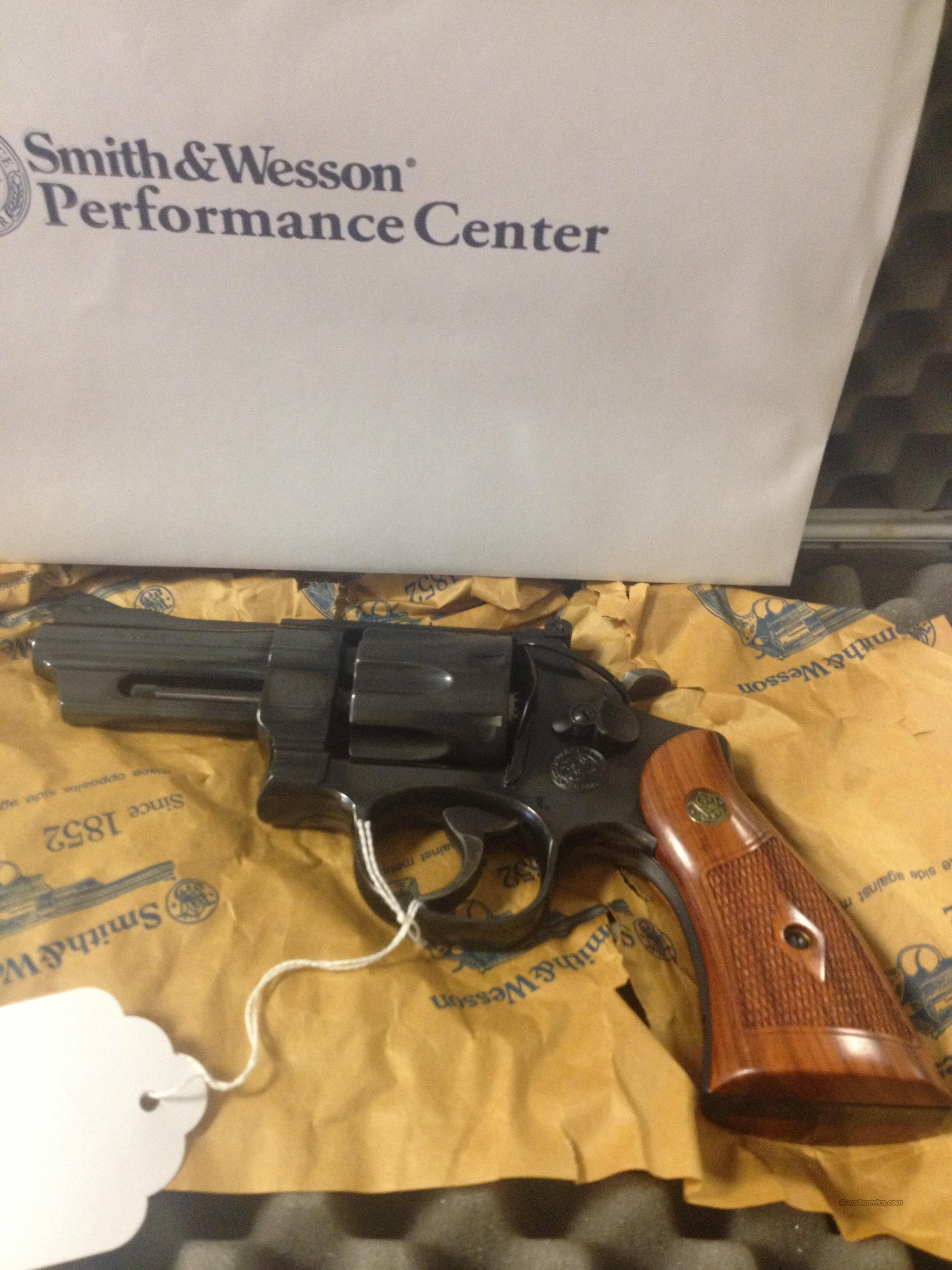 Smith and Wesson 27  Guns > Pistols > Smith & Wesson Revolvers > Performance Center