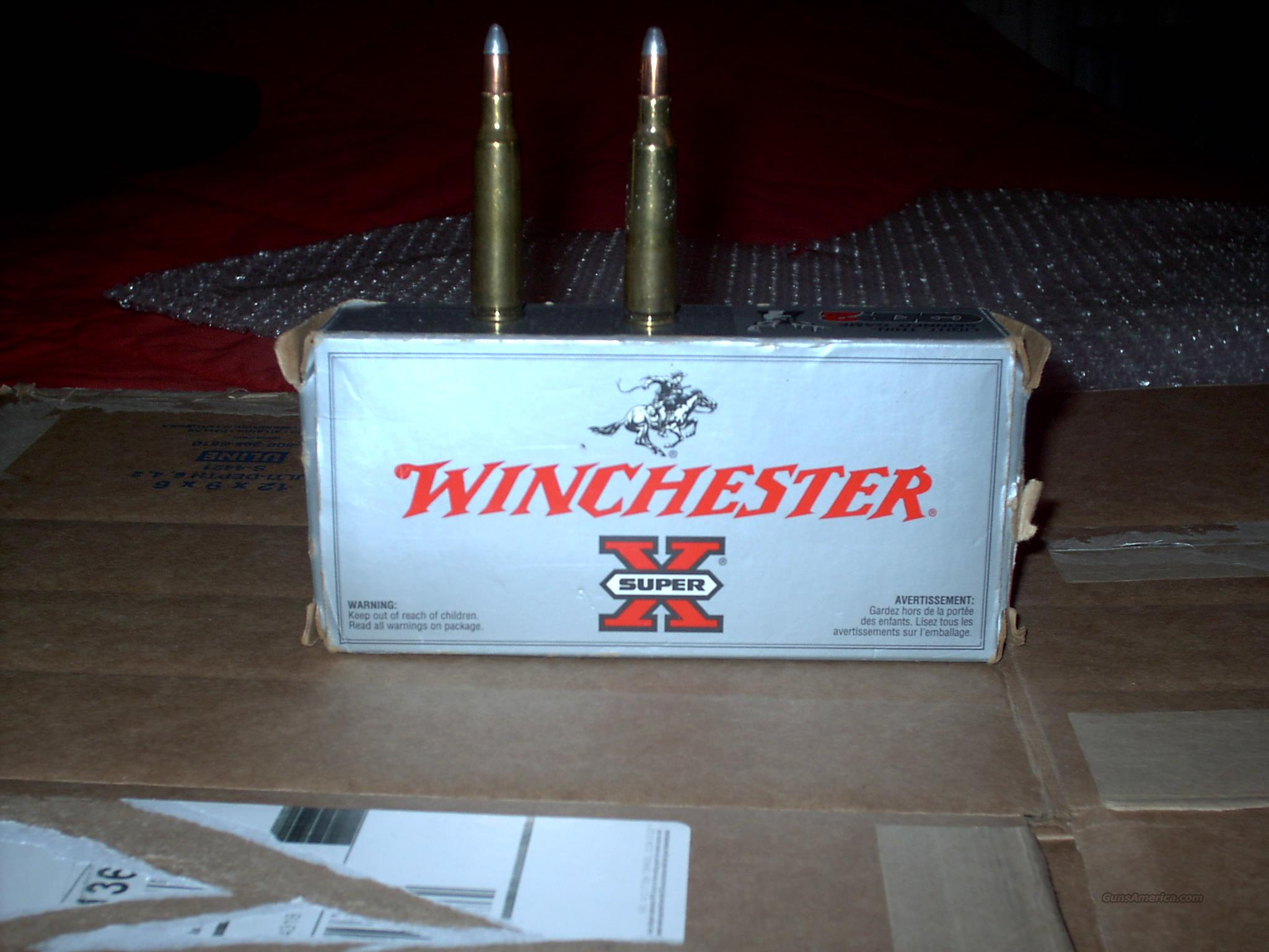 Savage ammo 250-3000  Non-Guns > Ammunition