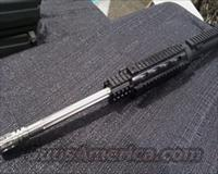 AR-15 STAINLESS STEEL FLUTED UPPER  Non-Guns > Gun Parts > M16-AR15