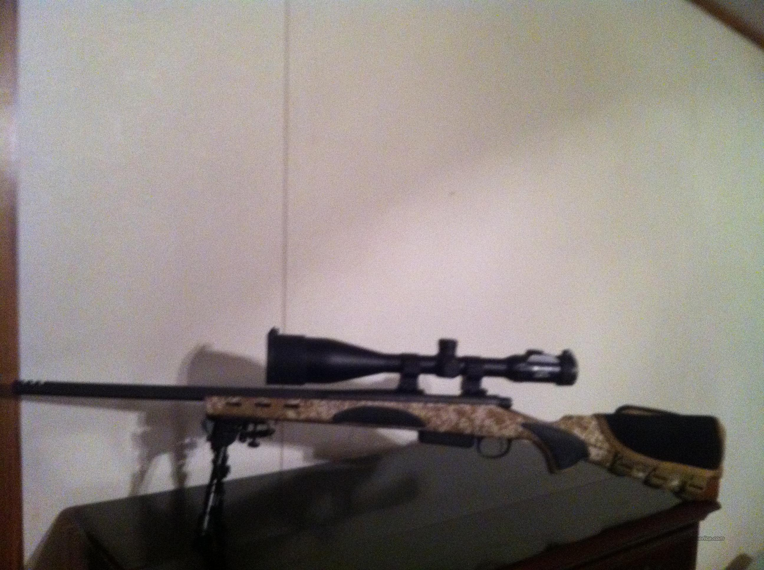 Remington 700 VTR.308 digital desert camo  Guns > Rifles > Remington Rifles - Modern > Model 700 > Tactical