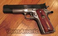 Colt 38 Super Elite Gold Cup National Match  Guns > Pistols > Colt Automatic Pistols (1911 & Var)
