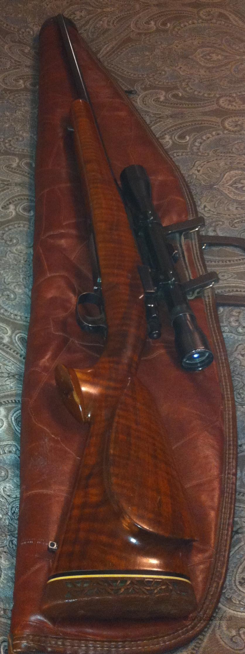 Custom 25 '06 with Bliss-Titus barrel, mauser supreme action, custom stalk.  Guns > Rifles > A Misc Rifles