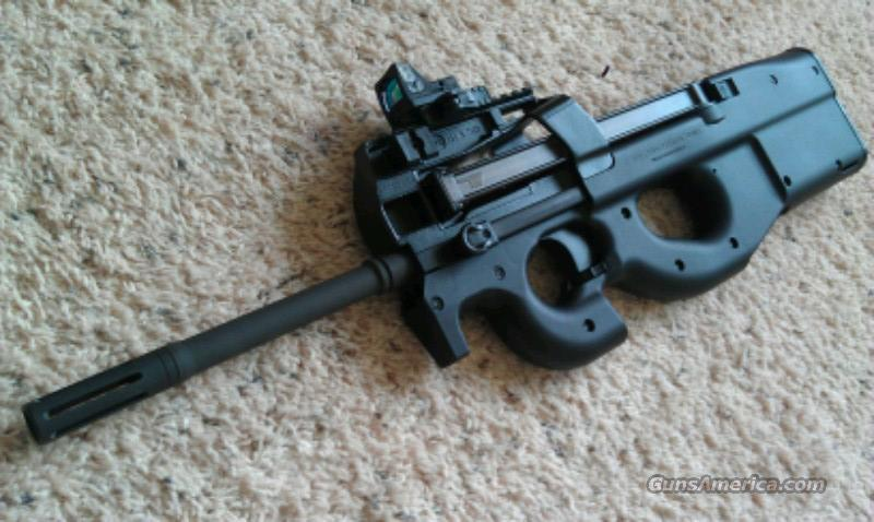 Ps90 For Sale >> PS90 with Trijicon RMR for sale
