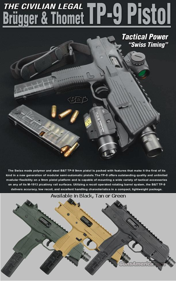 DSA TP-9 9mm NIB   Guns > Pistols > Tactical Pistols Misc.