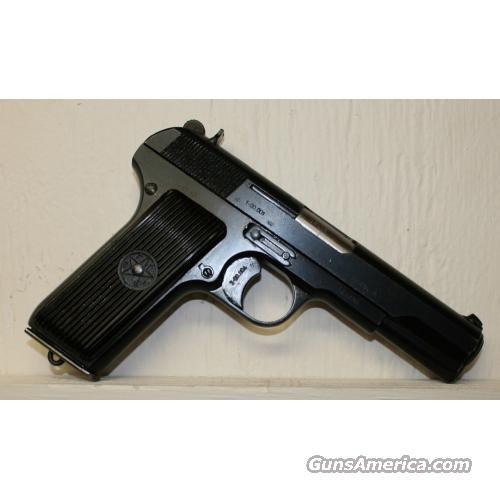 7.62x25mm Yugoslavian M57 Tokarev Pistol For Sale