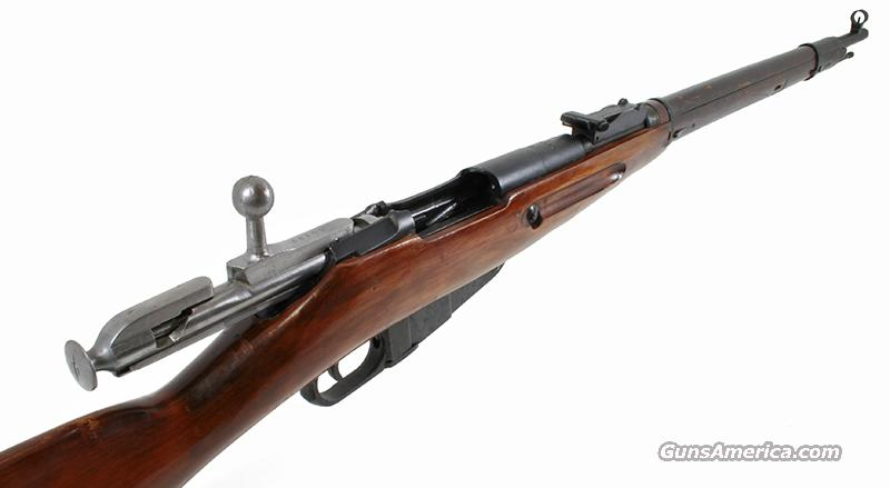 Mosin Nagant Soviet-Russian WWII rifle with extras, Very Good  Guns > Rifles > Mosin-Nagant Rifles/Carbines