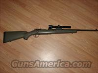 mauser scout/sniper 308  Mauser Rifles > Spanish