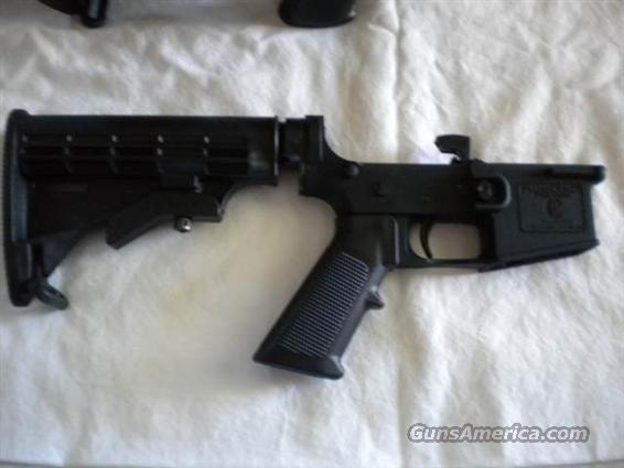 Plumcrazy lower AR-15 Complete lower  Non-Guns > Gun Parts > M16-AR15