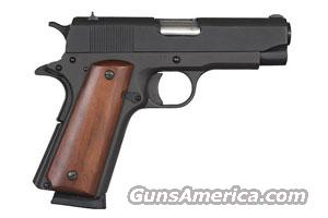 "Rock Island 1911 Commander, 45, All Steel 4"" NIB  Guns > Pistols > 1911 Pistol Copies (non-Colt)"