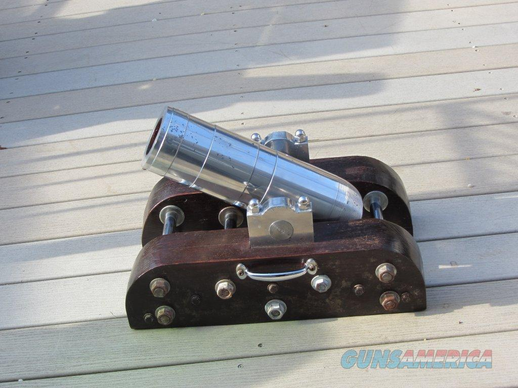 beer can mortar  Non-Guns > Barrels