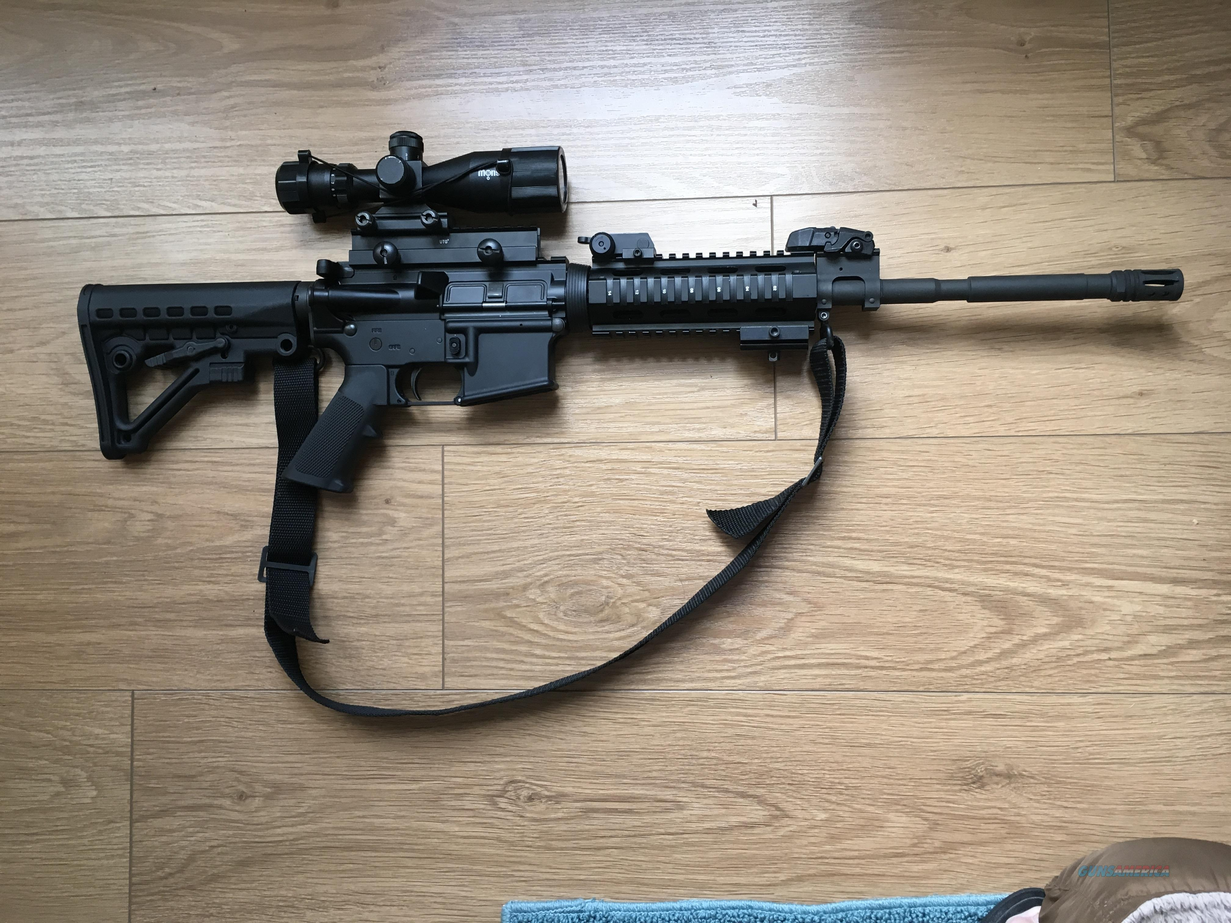 windham weaponry ar 15 model ww-15 .223-5.56mm  Guns > Rifles > Windham Weaponry Rifles
