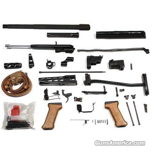 AMD65 Parts Kit and Barrel  Guns > Rifles > AK-47 Rifles (and copies) > Folding Stock
