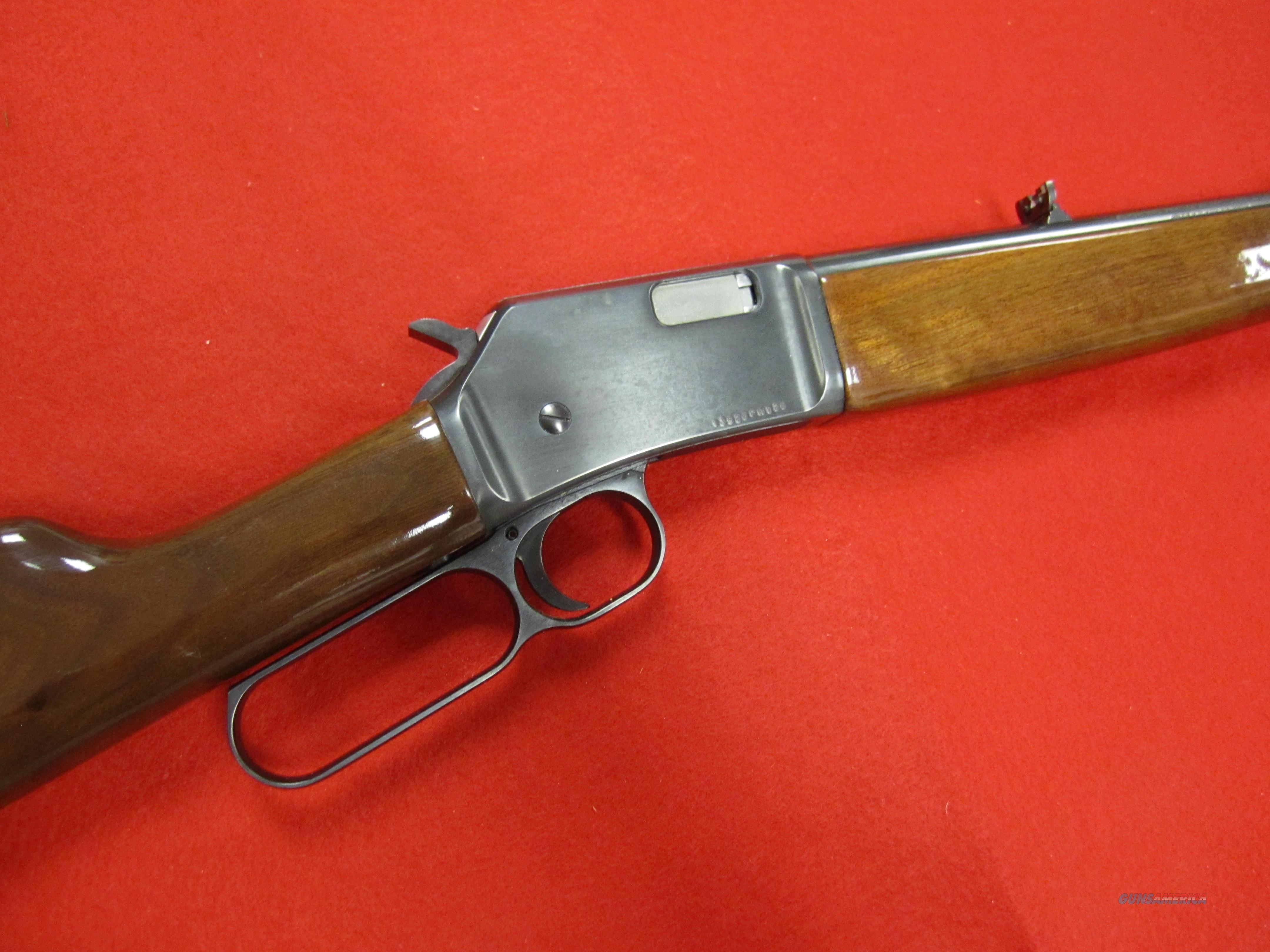 Beautiful Browning BL-22 Lever Action Rifle! Japanese made!  Guns > Rifles > Browning Rifles > Lever Action