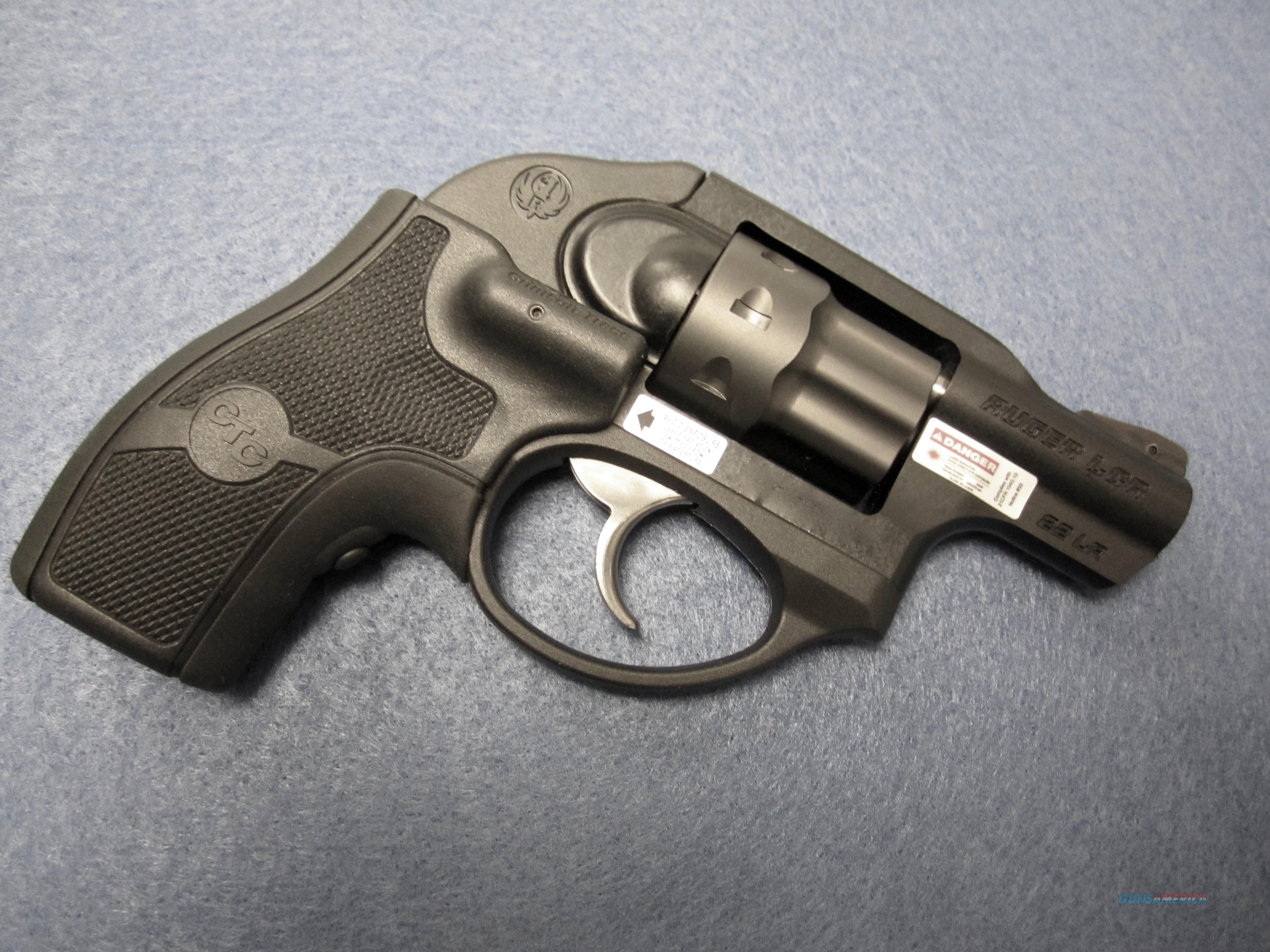 NIB Ruger LCR .22LR LG revolver with Laser Grip!  Guns > Pistols > Ruger Double Action Revolver > LCR