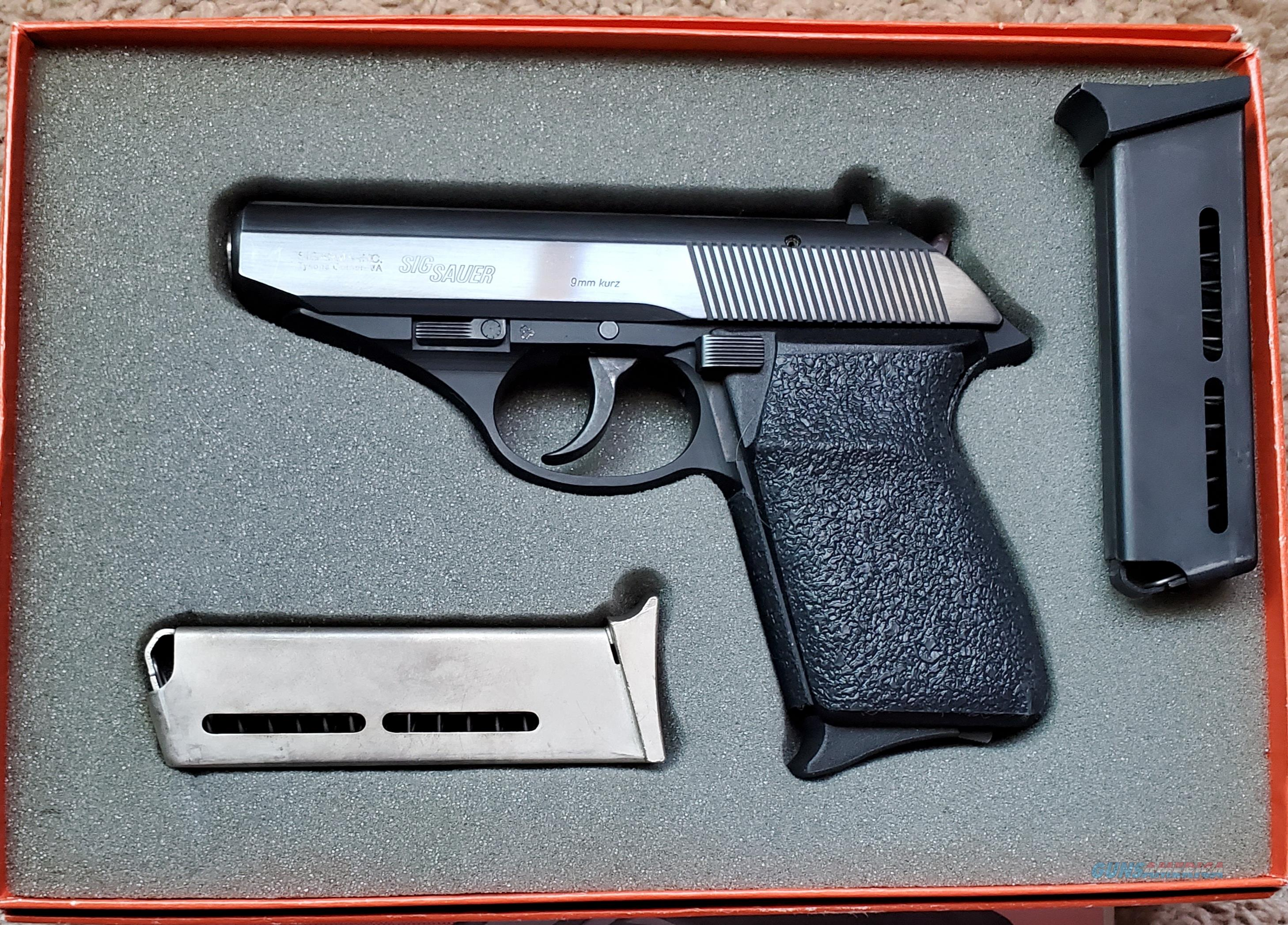 Sig Sauer P230  Guns > Pistols > Sig - Sauer/Sigarms Pistols > P230