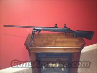 Remington 700 ADL 30-06 Synthetic Stock w/Steel Scope Rings  Guns > Rifles > Remington Rifles - Modern > Model 700 > Sporting