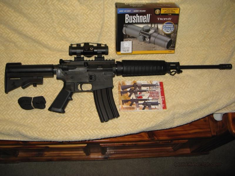 Bushmaster Superlight Carbon-AR15 .223/5.56  Guns > Rifles > Bushmaster Rifles > Complete Rifles
