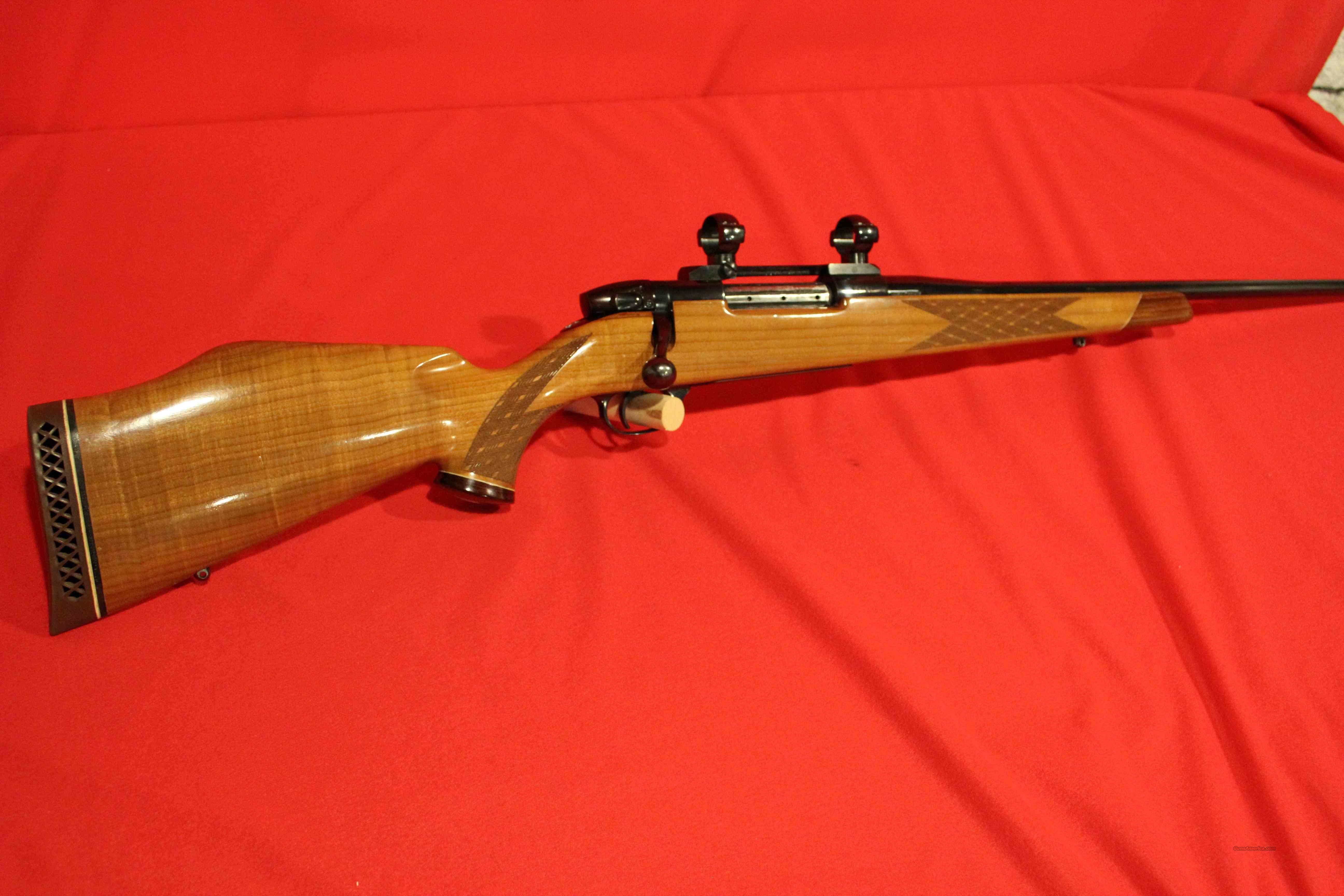 Weatherby Mark V Deluxe, Early W. Germany, 300 Weatherby Mag.   Guns > Rifles > Weatherby Rifles > Sporting