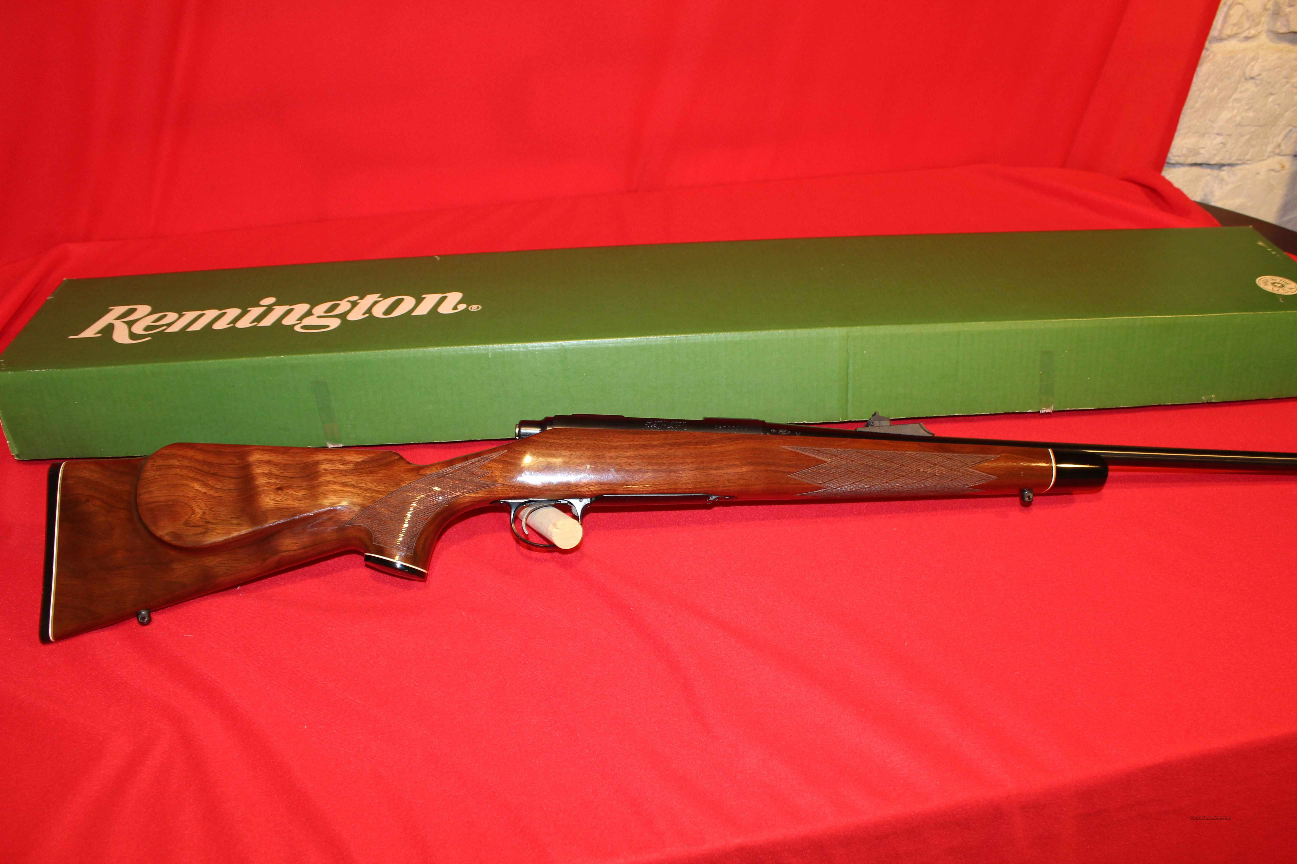 Rare Early Remington 700, 22-250 Left Hand, W/ Box Possibly Unfired!   Guns > Rifles > Remington Rifles - Modern > Model 700 > Sporting