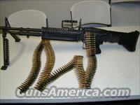 Springfield Armory SA-1, Belt Fed, Semi Auto, M60   Guns > Rifles > Military Misc. Rifles US > Sniper Variants