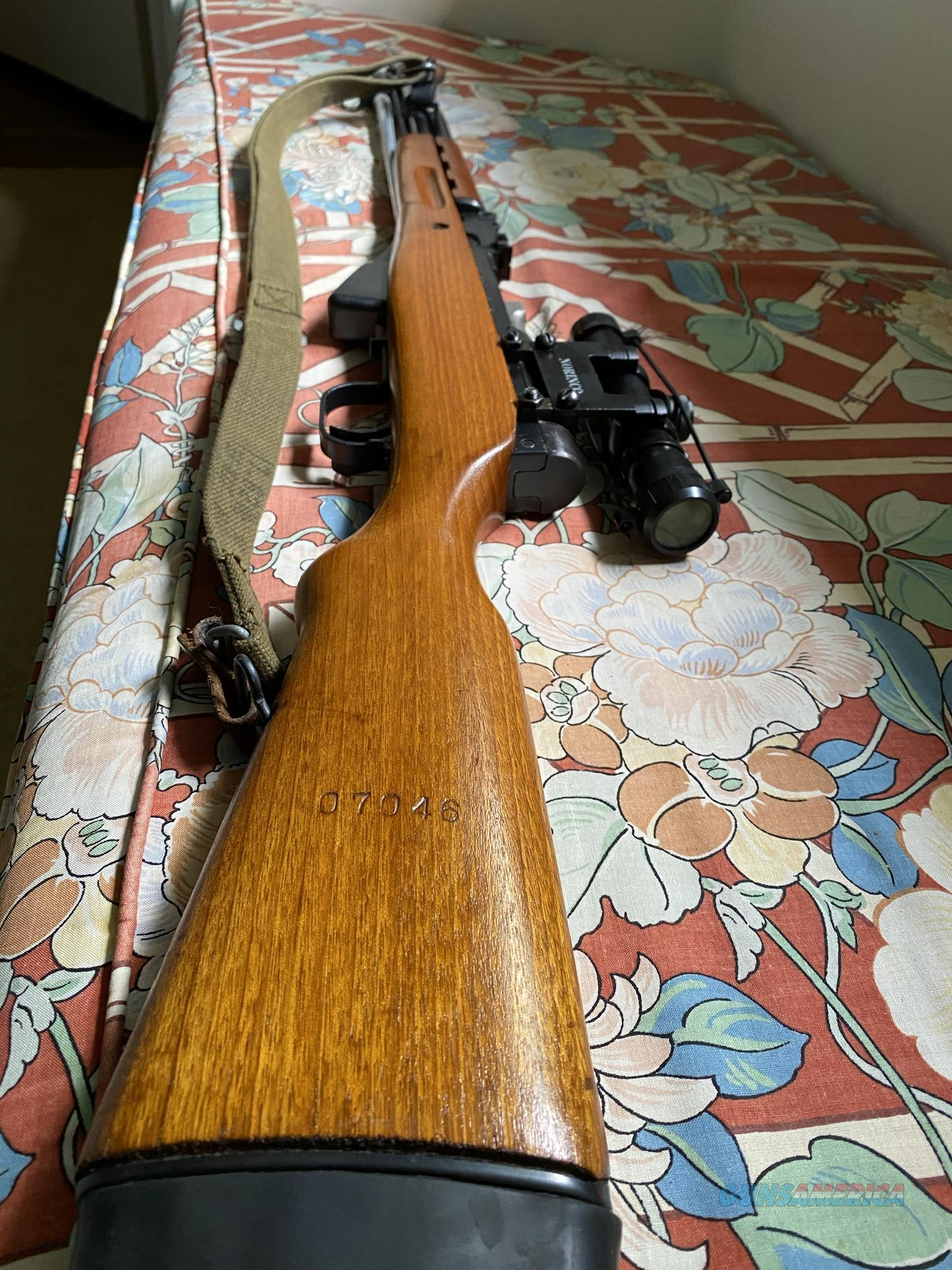 Norinco SKS with Scope  Guns > Rifles > Norinco Rifles