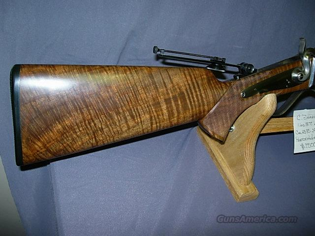 C.Sharps Arms 1877 Sharps Long Range Target Rifle  Guns > Rifles > Sharps Rifles - Replica
