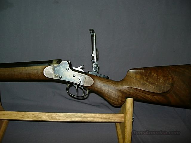 Remington Hepburn 1879 by C. Sharps Arms  Guns > Rifles > Remington Replica Rifles