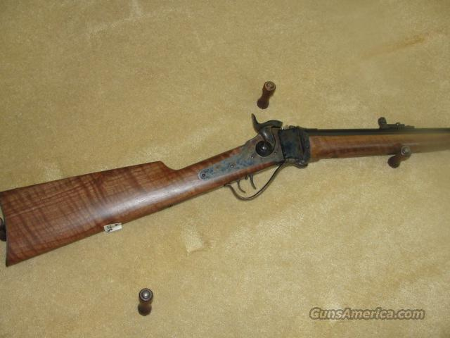 C.Sharps Arms 1874 New model Carbine Hunters Rifle in 45-70  Guns > Rifles > Sharps Rifles - Replica