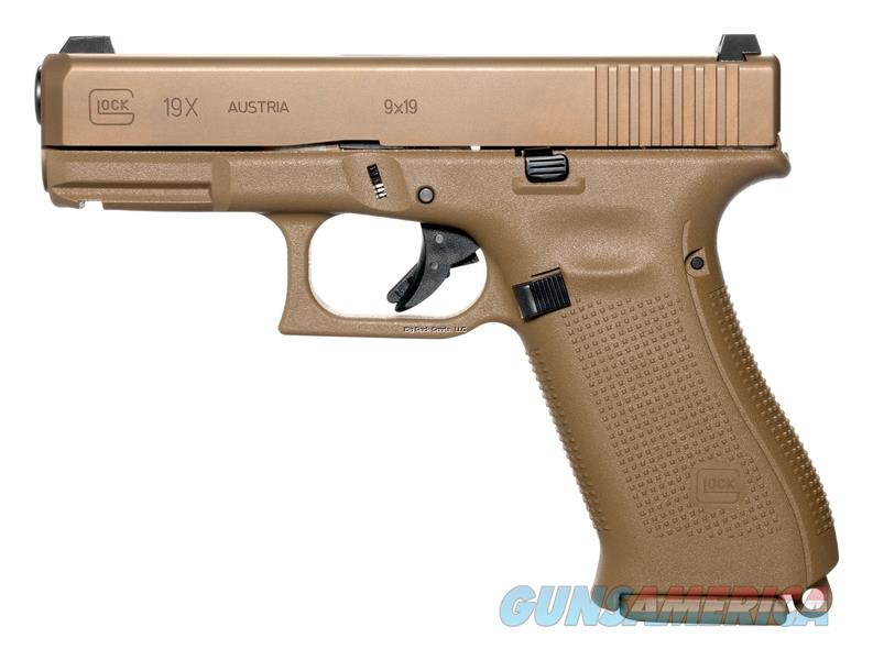 Glock 19X PX1950703 9MM NIB   Guns > Pistols > Glock Pistols > 19