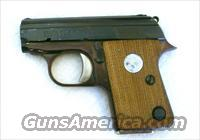 Colt Junior 25 1972 US manufacture  Colt Automatic Pistols (.25, .32, & .380 cal)
