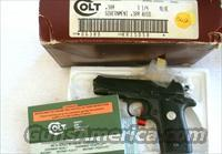 Colt Government 380acp, Box, Manual    Colt Automatic Pistols (.25, .32, & .380 cal)