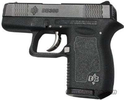 "Diamondback Firearms DB380, 380ACP, 2.8"" Barrel, 6rnd, NIB --- Black Creek Supply  Guns > Pistols > Diamondback Pistols"