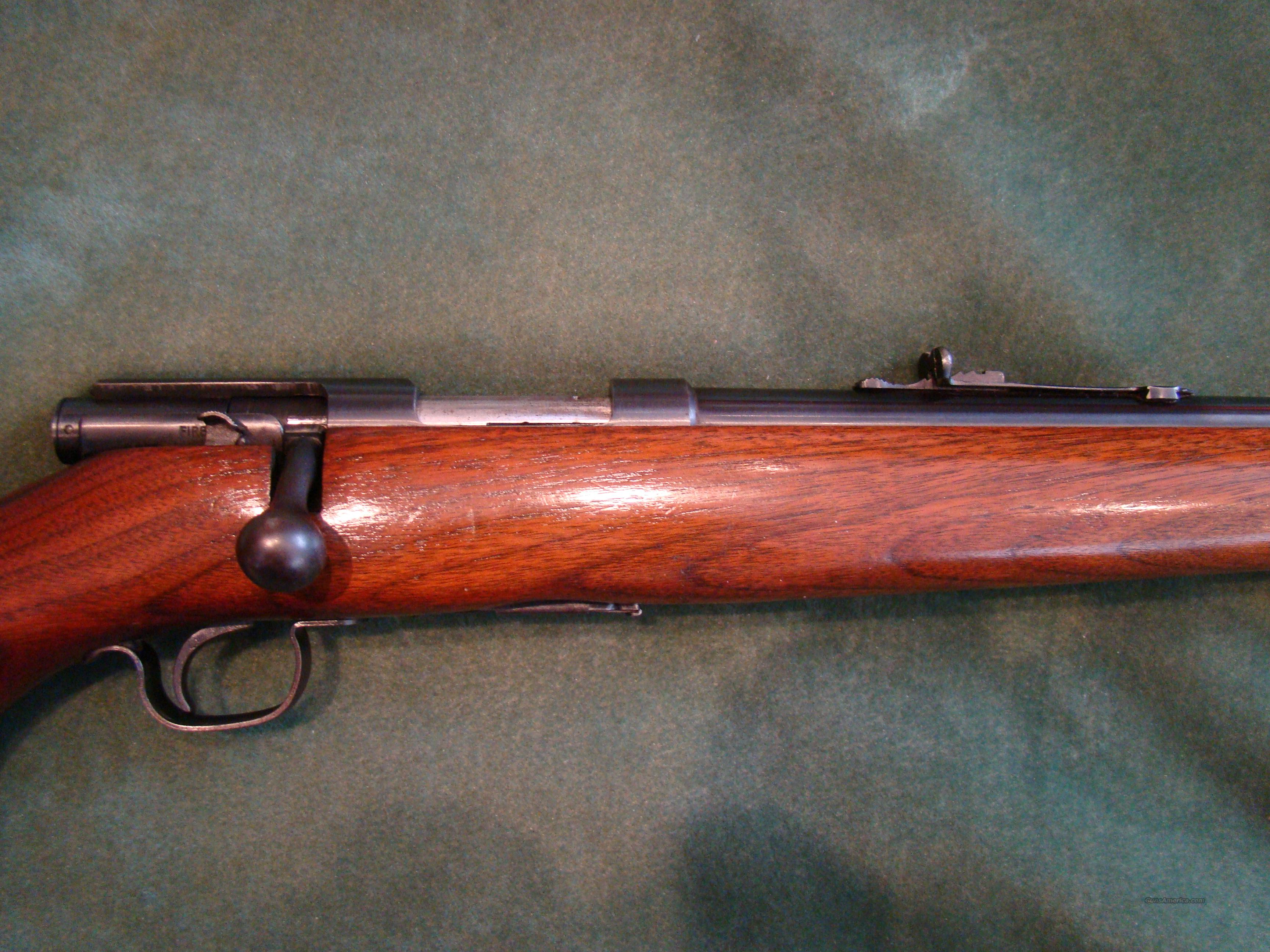 Winchester Model 43 .218 bee  Guns > Rifles > Winchester Rifles - Modern Bolt/Auto/Single > Other Bolt Action