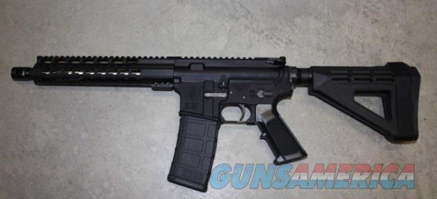 Custom Spikes Zombie AR-15 w/SB Tactical Pistol Brace .223Wylde $899  Guns > Pistols > Spikes Tactical Pistols
