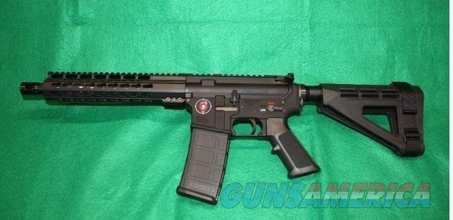 """Spikes Tactical ST15 Zombie Pistol w/SB Tactical Brace 10.5"""" $899  Guns > Pistols > Spikes Tactical Pistols"""