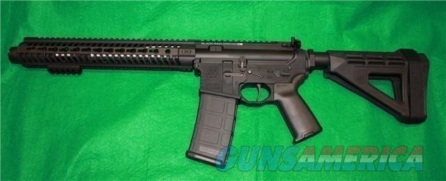 Black Rain Ordnance Custom BRO-15 Pistol w/SB Tactical Brace NIB $1399  Guns > Pistols > B Misc Pistols