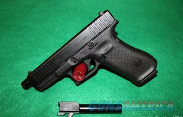 GLOCK 45 GEN 5 9mm with Threaded Barrel PA455S203 $685  Guns > Pistols > Glock Pistols > 45