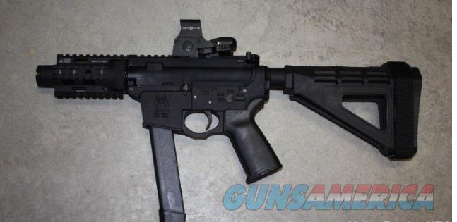 Spikes ST-9 AR15 9mm Pistol Reflex Sight SB Tactical Brace NIB $1325  Guns > Pistols > Spikes Tactical Pistols