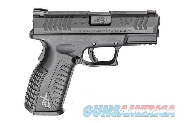 Springfield Armory XD(M) XDM9384BHCE 40S&W $469 NIB  Guns > Pistols > Springfield Armory Pistols > XD-M