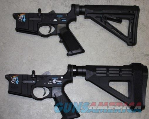 Spikes Tactical SnowFlake Pistol + Rifle Complete Lower Assy's  $695  Guns > Pistols > Spikes Tactical Pistols