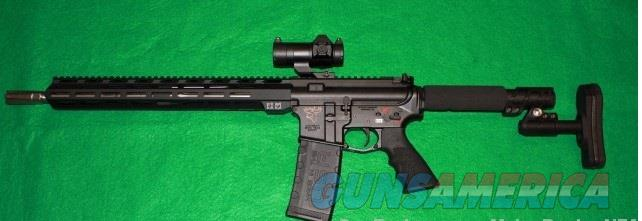 Tactical Solutions TS-15 ZULU Rifle 5.56 SS w/red dot scope $949 NIB  Guns > Rifles > Tactical Rifles Misc.
