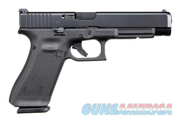 Glock 34MOS Gen 5 9mm 10+1 cap w/3mags PA-34301-01MOS $699 NIB  Guns > Pistols > Glock Pistols > 34