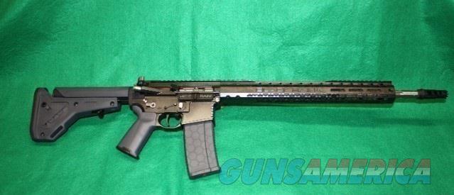 Black Rain BRO-15 Custom Black Chrome Rifle .223Wylde Loaded NIB  Guns > Rifles > B Misc Rifles